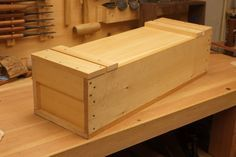 Japanese-style nailed tool chest, how-to
