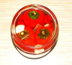 Nauka Smaków: Marynowana Papryczka Chilli z Miodem