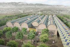 La arquitectura española, a la guerra : el estudio AV62 gana el concurso para construir el Museo Nacional de Afganistán en Kabul : las medidas de seguridad serán una de las claves del proyecto / J. M. Martí Font @elpais_cultura | #socialcuratorship