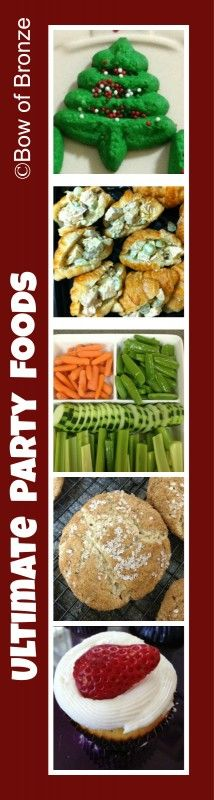 cresaunts and chicken salad Appetizers For Party, Appetizer Recipes, Hardy Meals, Party Themes, Party Ideas, Hardy Food, Party Planning, Special Occasion, Yummy Food