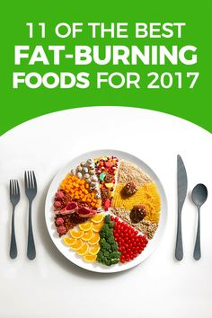 You are what you eat. And if you eat a lot of fatty foods, guess what? You'll be fat! But if you add the following 11 foods to your diet right now, 2017 will shape up to be a much slimmer year.