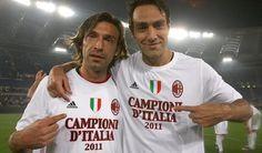 """sabbathhbloodysabbath:    Nesta: """"Pirlo is my best friend."""""""