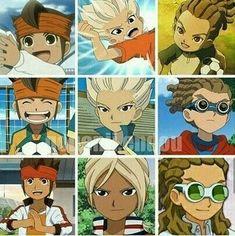 Inazuma Eleven (Go) Los Super Once, Super 11, Inazuma Eleven Axel, Jude Sharp, Dark Anime Guys, Kids Schedule, Wattpad, Anime Art Girl, Webtoon