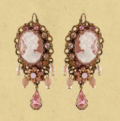 Michal Negrin ~ Dangle Earrings 12195