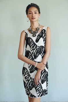 Equus Dress #anthropologie