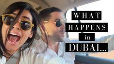 My Dubai Adventure VLOG Part 2 | Sazan Hendrix
