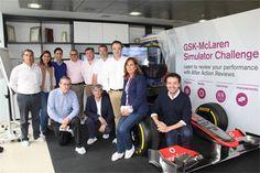 GSK España recauda fondos en su sede de Aranda de Duero (Burgos) durante su semana de actividades solidarias http://revcyl.com/www/index.php/economia/item/7836-gsk-espa%C3%B1a-recauda-f