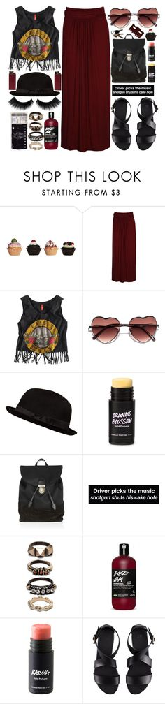 """""""Guns N Roses"""" by vip-beauty ❤ liked on Polyvore featuring ASOS, Boohoo, River Island, Acne Studios, Iosselliani and H&M"""