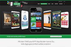 TAKEyourAPP! App Builder für optimales Mobile Marketing