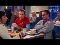 Raj and sheldon, Zombies, Big bang theory!