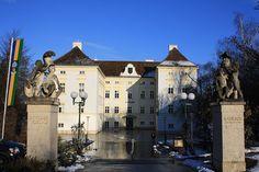 Castle in Bad Vöslau, Lower Austria