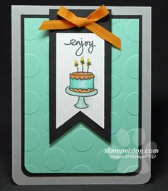 Endless Birthday Wishes is Back! - Stampin Up! Demonstrator Ann M. Clemmer  Stamper Dog Card Ideas