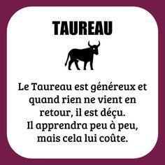 #zodiaque #astrologie #taureau