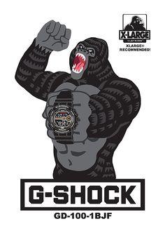#GShock #Art