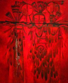 Tony Abeyta - Blue Rain Gallery / Santa Fe New Mexico