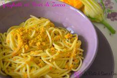 #Spaghetti ai #Fioridizucca