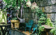 Casa de Colorir: Uma floresta particular