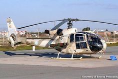 Gazelle Multi-Role Helicopter - Airforce Technology
