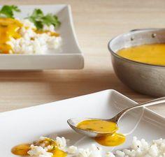 Thai-Curry-Karotten-Soße