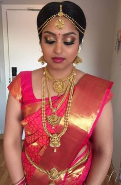 Gorgeous Goa Wedding With Stunning Kanjeevarams Goa Wedding, Tamil Wedding, Wedding Bride, Wedding Ideas, Wedding Attire, Wedding Bells, Kerala Bride, South Indian Bride, Indian Bridal