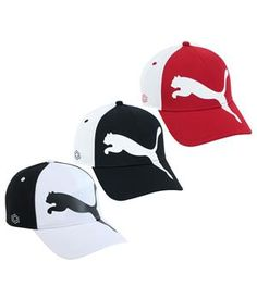 Puma Golf Performance Adjustable Cap 2012 - http://www.golfonline.co.uk/puma-golf-performance-adjustable-cap-2012