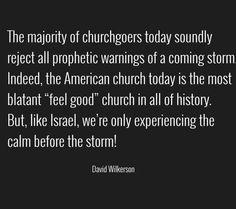 David Wilkerson Prophecy