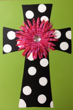 Cross painted canvas 11x14 Fully customizeable by Proverbs3five, $20.00
