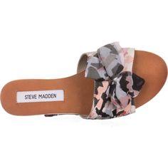 a5a7c8c5c2a Steve Madden Alex Flat Slide Sandals 997