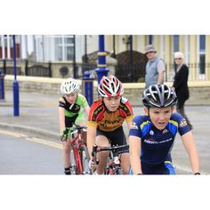 Cycle racing in #porthcawl #500px