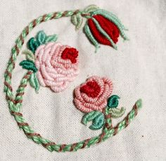 Step by step tutorial - also check out the beautiful embroidery examples that go with this tutorial!