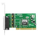 4PORT DB9 Ser Pci RS232 16550 Dp Quartet Ser 550 Pci by SIIG. $68.99. SIIG INC. DUAL PROFILE PCI BOARD WITH FOUR 16550 UART SERIAL PORTSDUAL PROFILE PCI BOARD WITH FOUR 16550 UART SERIAL PORTS Manufacturer : SIIG INC. UPC : 662774008752. Save 23% Off!