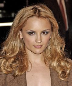 Hot Long Wavy Brownish Blonde Lace Front Synthetic Hair Wig 2012 New Photomontage, Rachel Leigh Cook, Hair Styles 2014, Hair Density, Alexandra Daddario, Synthetic Hair, Textured Hair, Face Shapes, Role Models