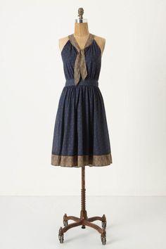 Anthro 'Winsor Knot Dress', $138