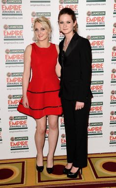 Harry Potter cast attend Empire awards, Deathly Hallows: Part 2 & Gary Oldman win.