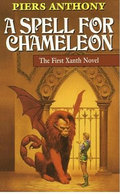 Thanks to Piers Anthony's Xanth novels (and my father for having them on his bookshelf when I was a kid) I LOVE to read now! (Well, at least fantasy books). I think there are 35 Xanth books total (and no, I haven't read them all. Book Series, Book 1, The Book, Book Title, Fantasy Book Covers, Fantasy Books, Fantasy Art, Fantasy Series, Fantasy Fiction