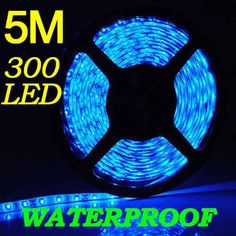 5M 300 LED 3528 SMD Blue Flexible Strip Light Car Autohttp://www.banggood.com/Wholesale-5M-300-LED-3528-SMD-Blue-Flexible-Strip-Light-Car-Auto-p-27382.html