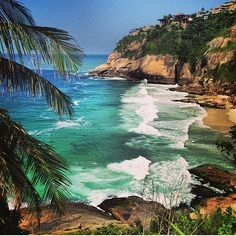 Joatinga - Rio de Janeiro  CLICK THIS PIN if you want to learn how you can EARN MONEY while surfing on Pinterest
