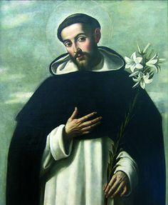 Santos, Beatos, Veneráveis e Servos de Deus: SÃO DOMINGOS DE GUSMÃO, Apóstolo do Santo Rosário ...