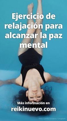Ejercicio de relajación para alcanzar la paz mental. Finalmente podemos escuchar directamente en nuestro sitio web el ejercicio guiado grabado por Maestro de Luz para alcanzar la paz mental, soltar tensiones y liberar miedos e inseguridades. Escúchalo en: http://www.reikinuevo.com/ejercicio-relajacion-alcanzar-paz-mental/