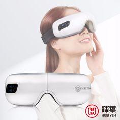 Relaxing Music Vibration And Heat Facial Eye Massage Instrument