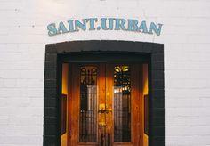 Urban, Patron Saint of Wine - Food & Drink - Broadsheet Melbourne Pouring Wine, Patron Saints, Wine Recipes, Melbourne, The Neighbourhood, Wine Food, Urban, Drinks, Drinking