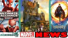SDCC Marvel News Update Including Mission: BREAKOUT | DisKingdom Daily News