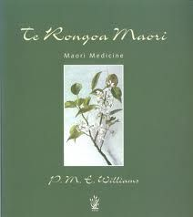 Pip Williams, a retired pharmacist living in Northland, has spent his life observing and recording the use by local Maori of native plants for medicinal purposes. Te Rongoa Maori brings together his observations on 43 New Zealand plants and the health problems they were used to treat, colourfully interspersed with anecdotal evidence and beautifully illustrated with watercolours and engravings.
