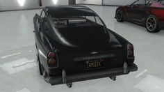 """Even the plate is """"GEEK"""" GTA V My Garage"""