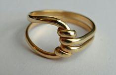 Diy anillo sencillo y facil