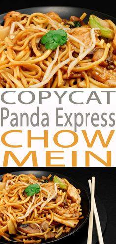 die 11 besten bilder von panda express rezepte chinese food rh pinterest com