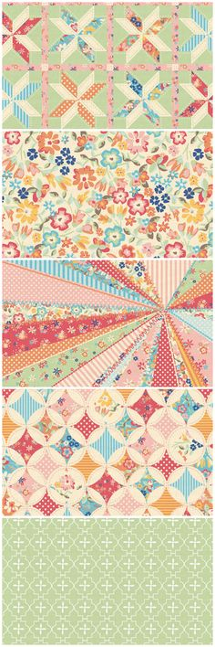 These beautiful Country Quilt free digital papers are perfect for card making and scrapbooking!