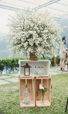Wedding Outside: That's what you have to think about when you celebrate in the forest / park - Decoration Solutions - Perfect Wedding, Diy Wedding, Rustic Wedding, Wedding Flowers, Dream Wedding, Wedding Ideas, Vintage Outdoor Weddings, Wedding Unique, Wedding Vintage