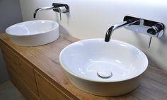 INK 50 TOPDECK alu keerlijst ronde opbouwkom keerlijst - hout - porselein - soul - opbouwkom - kommen - topdeck - badkamer - wastafel - ink - spiegelkast - badjas - sanibell - badmeubel - badkamermeubel - bliss elements