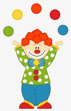 Palhaos de circo - Search result: 120 cliparts for Palhaos de circo Circus Birthday, Circus Theme, Circus Party, Art Drawings For Kids, Drawing For Kids, Art For Kids, Le Clown, Clown Faces, Clown Crafts